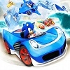 Sonic & All-Stars Racing: Transformed (3DS) game cover art