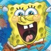SpongeBob SquigglePants (3DS) game cover art