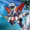 Super Robot Taisen UX artwork