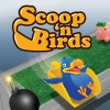 Scoop'n Birds (3DS) game cover art