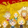 Theatrhythm Final Fantasy: Curtain Call (3DS) game cover art