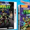 Teenage Mutant Ninja Turtles: Master Splinter's Training Pack (3DS) game cover art