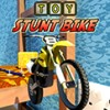 Toy Stunt Bike artwork