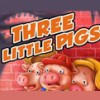 Tales to Enjoy! Three Little Pigs (3DS) game cover art