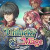 Unlucky Mage (3DS) game cover art
