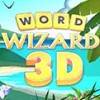 Word Wizard 3D (3DS) game cover art
