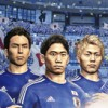 World Soccer Winning Eleven 2014: Aoki Samurai no Chousen (3DS) game cover art