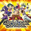Yu-Gi-Oh! Zexal: World Duel Carnival (3DS) game cover art