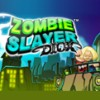 Zombie Slayer Diox artwork