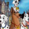 101 Dalmatians II: Patch's London Adventure artwork