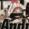 Andretti Racing artwork