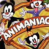 Animaniacs Ten Pin Alley artwork