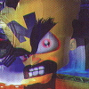 Crash Bandicoot 2: Cortex Strikes Back artwork