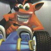 Crash Team Racing artwork
