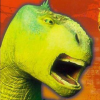 Disney's Dinosaur (PSX) game cover art