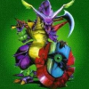 Dragonseeds (PSX) game cover art