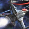 Galaga: Destination Earth (PSX) game cover art