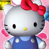 Hello Kitty's Cube Frenzy (PSX) game cover art