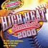 High Heat Baseball 2000 artwork