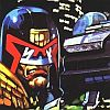 Judge Dredd artwork