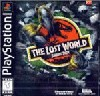 Lost World: Jurassic Park (PSX) game cover art