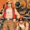 Metal Slug X (PSX) game cover art