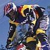 No Fear Downhill Mountain Bike Racing artwork