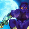 Ninja: Shadow of Darkness (PSX) game cover art