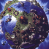 Populous: The Beginning (PSX) game cover art