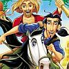 The Road to El Dorado (PSX) game cover art