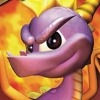 Spyro 2: Ripto's Rage (PSX) game cover art