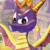 Spyro the Dragon (PlayStation) artwork