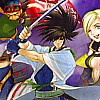 Samurai Shodown: Warriors Rage (PSX) game cover art