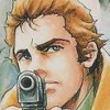 Snatcher (PSX) game cover art