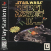 Star Wars: Rebel Assault II (PSX) game cover art