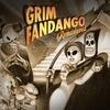 Grim Fandango Remastered (XSX) game cover art