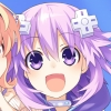 Hyperdimension Neptunia Re;Birth1 artwork