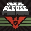 Papers, Please artwork