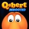 Q*bert: Rebooted artwork