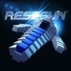Resogun (XSX) game cover art