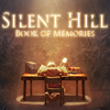 Silent Hill: Book of Memories (VITA) game cover art