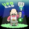 UFO Dad (XSX) game cover art