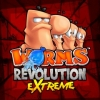 Worms Revolution Extreme (XSX) game cover art