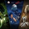 Zen Pinball 2: Aliens vs. Pinball artwork
