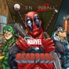 Zen Pinball 2: Deadpool artwork