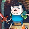 Adventure Time: Explore the Dungeon Because I DON'T KNOW! (WIIU) game cover art
