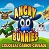 Angry Bunnies: Colossal Carrot Crusade (WIIU) game cover art