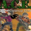 ACE: Alien Cleanup Elite (WIIU) game cover art
