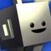Blocky Bot (Wii U) artwork