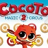 Cocoto Magic Circus 2 (WIIU) game cover art